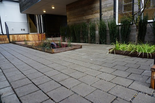 Modern Permeable Pavers